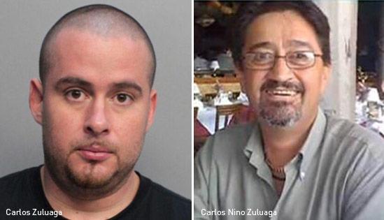 Asesino colombiano, Carlos Zuluaga, Carlos Nino Zuluaga