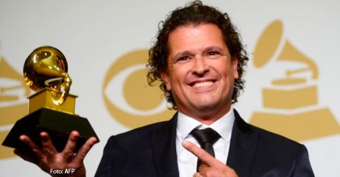 Carlos Vives ganó Grammy anglo al mejor álbum latino