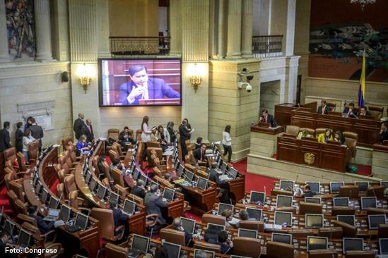 Congreso, Plenaria