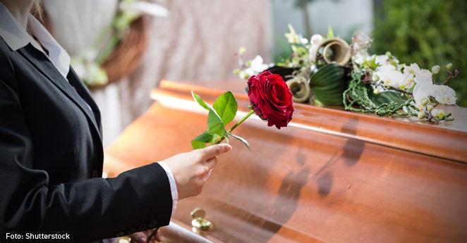 Entierro, cementerio, funeral