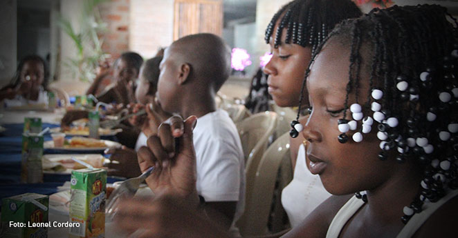 Ellas son el motor de las organizaciones afrocolombianas