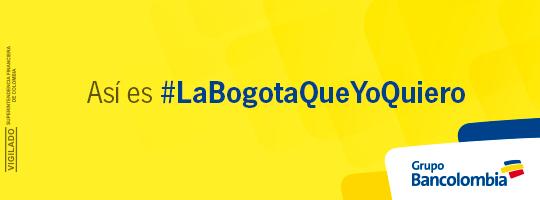 Banner Bancolombia LaBogotaQueYoQuiero