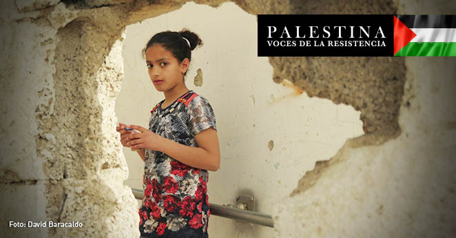 15 mil refugiados bajo las balas en Palestina