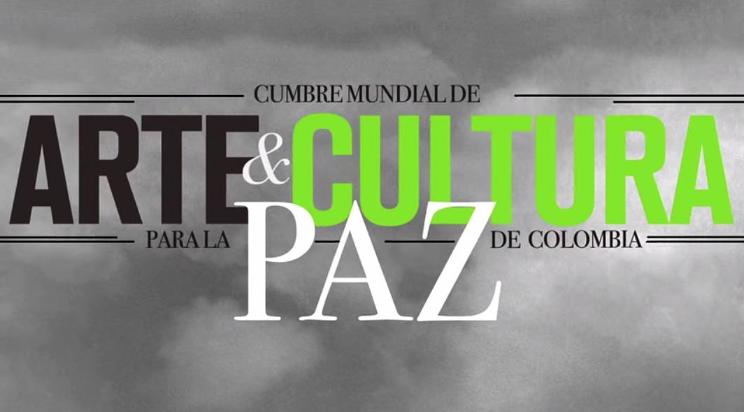 Bogotá, sede de la Cumbre Mundial de arte y Cultura para la paz