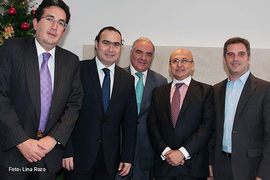 Eduardo Montealegre Y Jorge Pretel