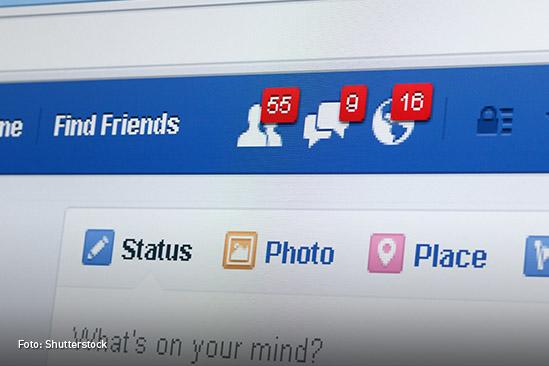 Estados facebook