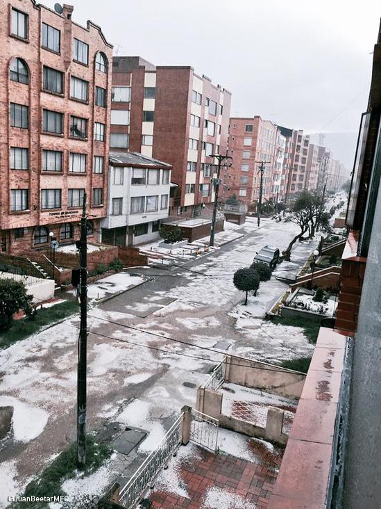 Granizada Bogota 01