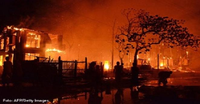 Siete niños de una misma familia mueren en incendio en Nueva York