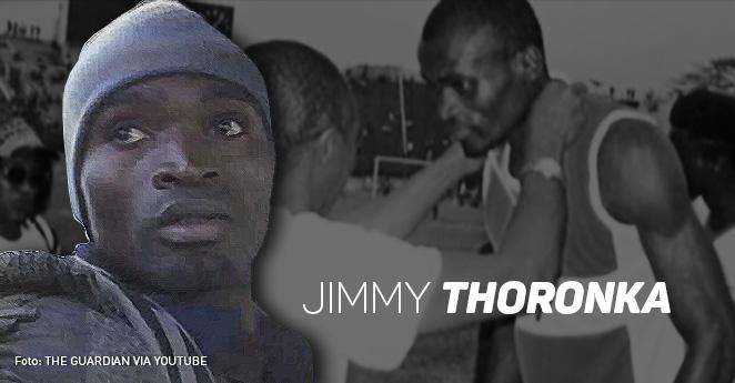 Jimmy Thoronka