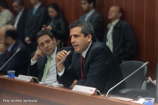 Luis Fernando Velasco, senador