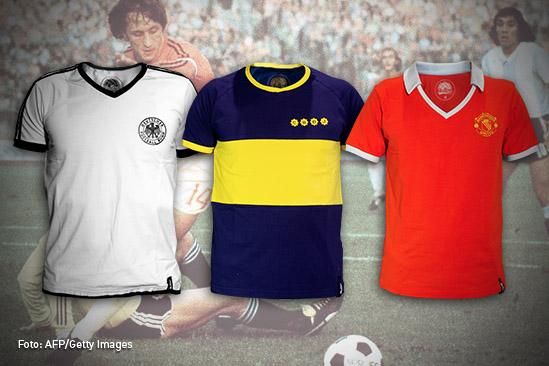 La diez, Boca Juniors, Manchester United, Selección Alemana