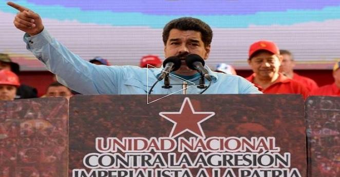 "(VIDEO) Maduro manda mensaje en ""inglés"" a Obama"
