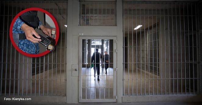 Mafia en la carcel