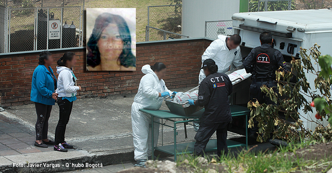 Olga Lucia Clavijo, mujer asesinada por su hijo en la ruleta rusa