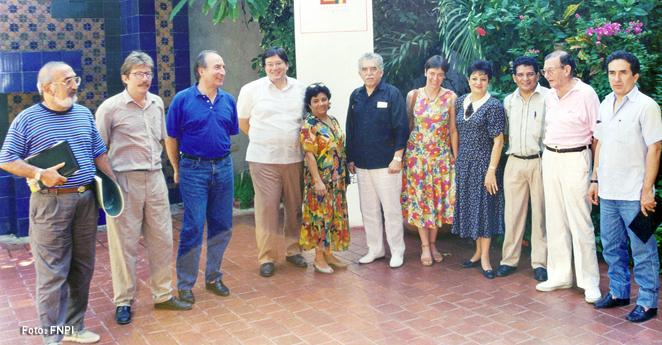 FNPI Fundación Nuevo Periodismo Iberoamericano,