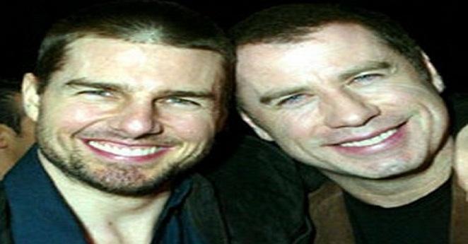 ¿Romance oculto entre Tom Cruise y John Travolta?