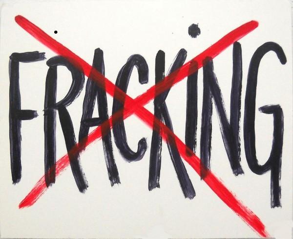 Por nuestra agua, ¡No al Fracking!