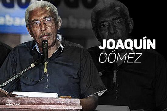 Joaquín gómez, guerrillera de las FARC