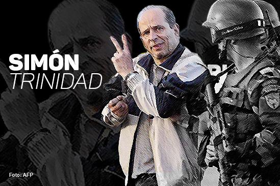 Simon Trinidad, Guerrillero de las FARC