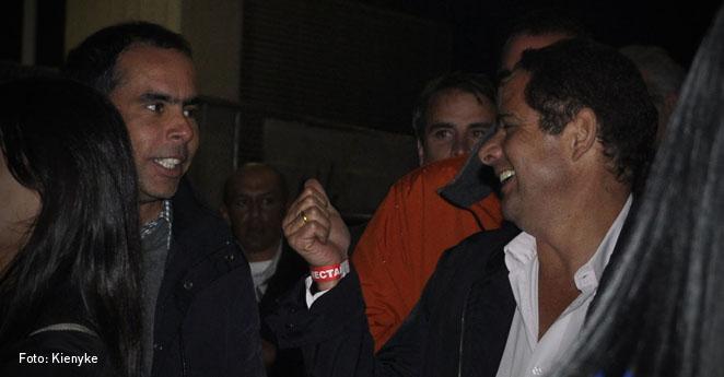 Cuando Germán Vargas Lleras y Armando Benedetti eran amigos