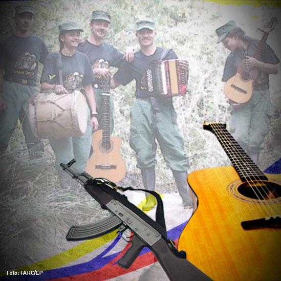 Canciones de las FARC