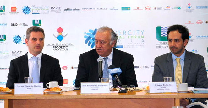 En Montería se realizará el primer 'RiverCity Global Forum'