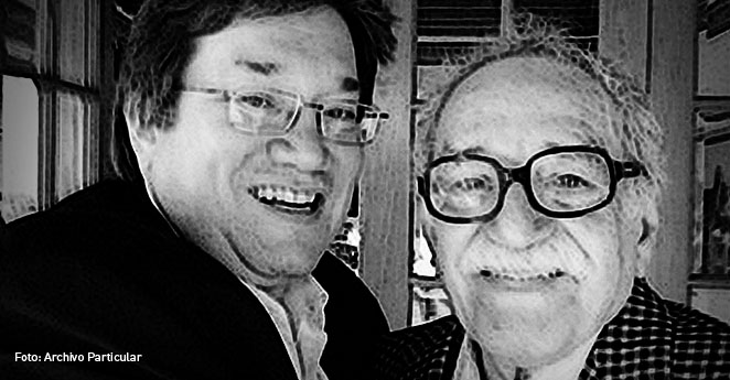 Jaime Abello y Gabo