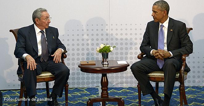 Obama y Raúl Castro hablarán de DDHH y relaciones económicas