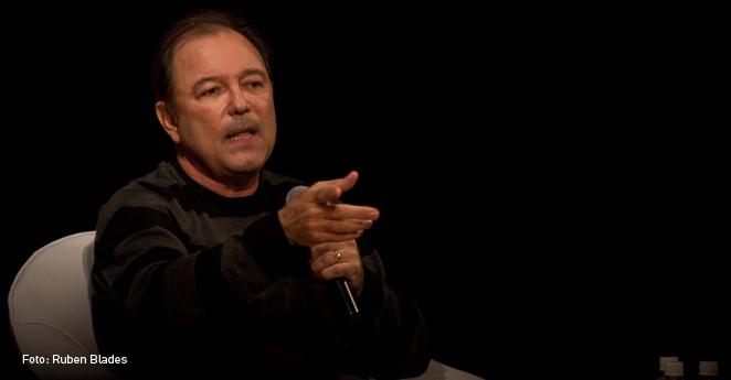 Rubén Blades y su 'salsa intelectual' en la Cumbre por la Paz de Bogotá