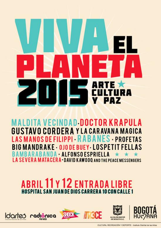 Viva el planeta 01