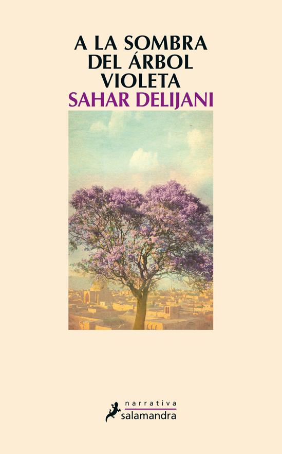 A la sombra del árbol violeta_135X220
