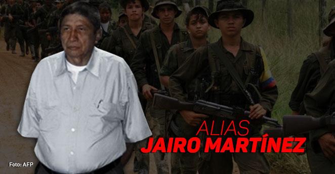 Alias Jairo Martinez