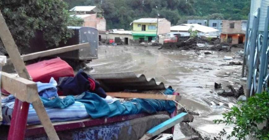 Asciende a 69 el número de muertos tras avalancha en Salgar (Antioquia)