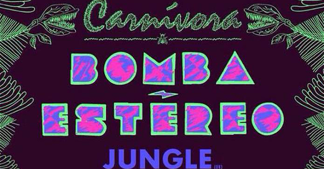 Bogotá vivirá una noche de fiesta con Bomba Estéreo