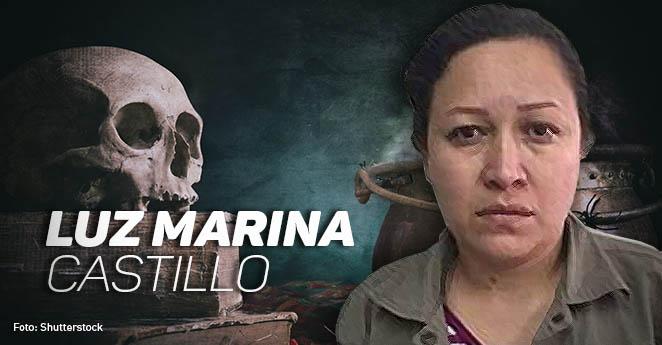 Luz Marina Castillo, Bruja