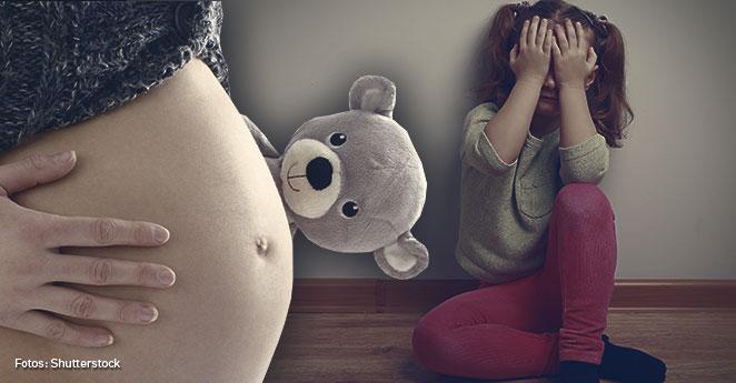 El albergue que le enseña a niñas violadas a ser mamás