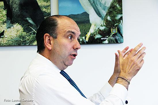 Gabriel Vallejo, Ministro de Ambiente y Desarrollo Sostenible