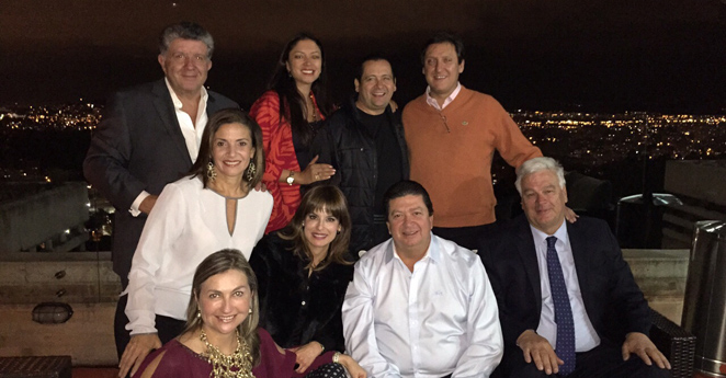Jesús Guerrero continúa de cumpleaños