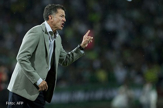 Juan Carlos Osorio: No creí que despedirme de Nacional iba a ser tan difícil
