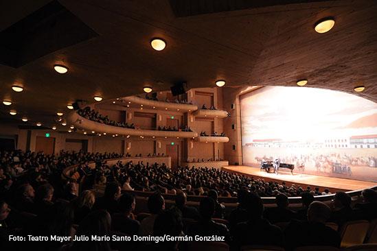 Teatro Mayor Julio Mario Santo Domingo/Germán González