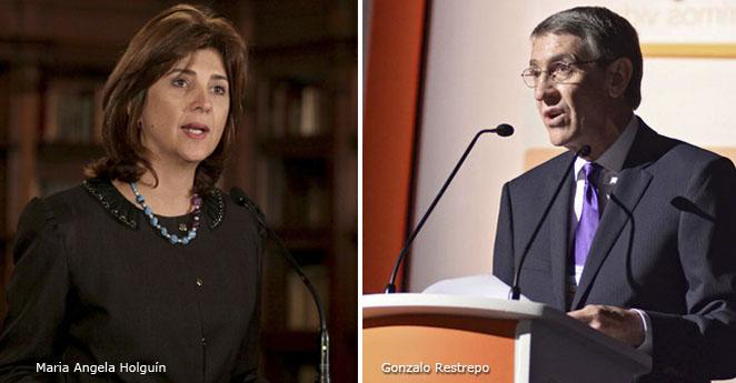 Canciller y Gonzalo Restrepo van a Cuba para unirse al proceso de paz