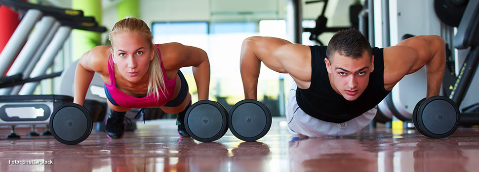 ¿Sin resultados con el ejercicio? Siga estos consejos de alimentación