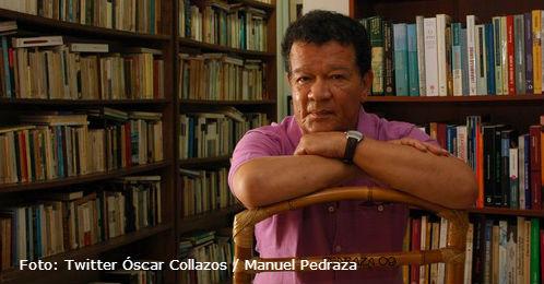 Murió el escritor Óscar Collazos