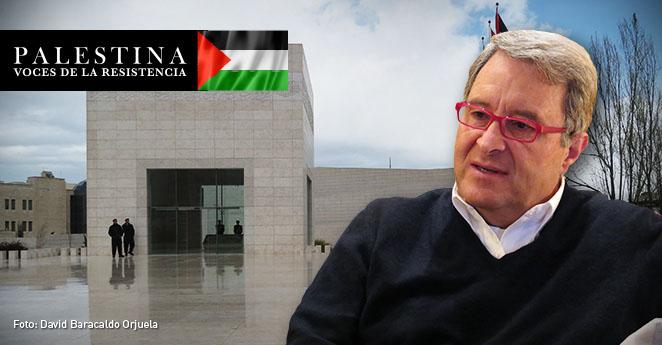 El colombiano que le armó el mausoleo a Yasser Arafat