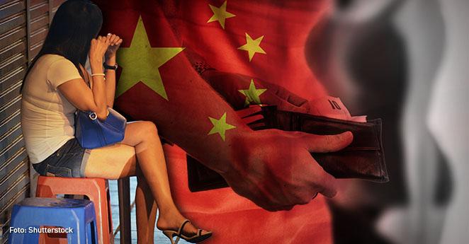 El lucrativo negocio de las colombianas que se prostituyen en China (Parte I)