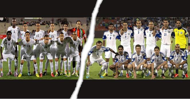 Conflicto Israel – Palestina se atiza en el fútbol