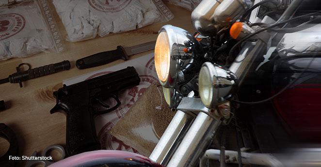 Tiroteo Motociclistas