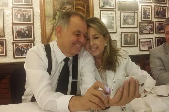 c Alejandro Ordoñez y Beatriz Hernandez