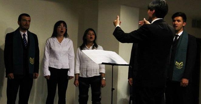 Bogotá recibe al Festival Internacional de Coros Integración