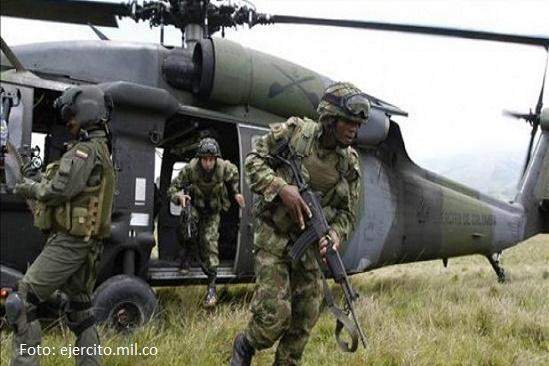 En operativos militares en Chocó habría muerto importante jefe de las FARC